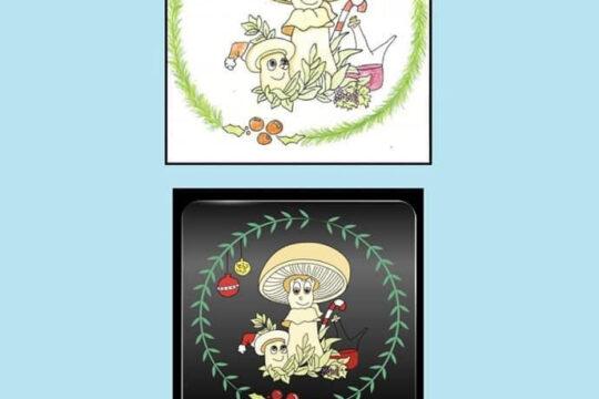 Ganador 4ª edición del concurso del dibujo navideño